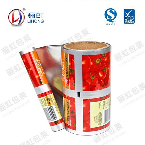 番茄酱包装膜