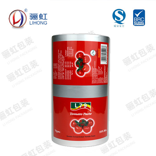 番茄酱铝塑复合膜